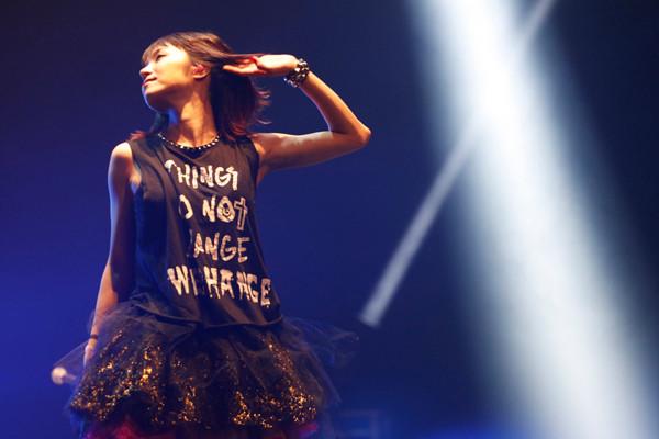 """LiSA new single """"Empty MERMAiD""""."""