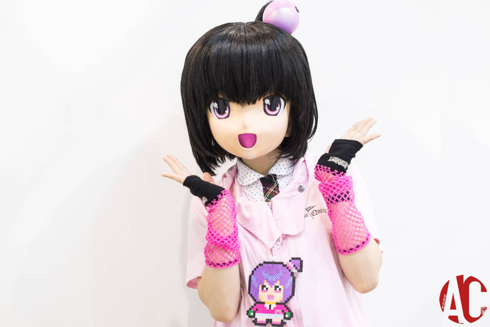Interview with Momochi Minami DJ Idol of AniCrush!!!