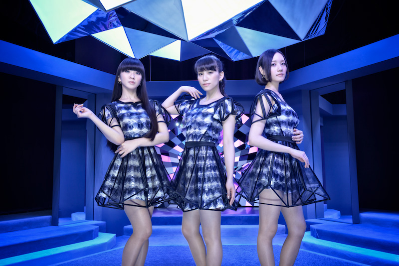 "Perfume celebrating their 10th Year Anniversary with ""Perfume Anniversary 10days 2015 PPPPPPPPPP"""
