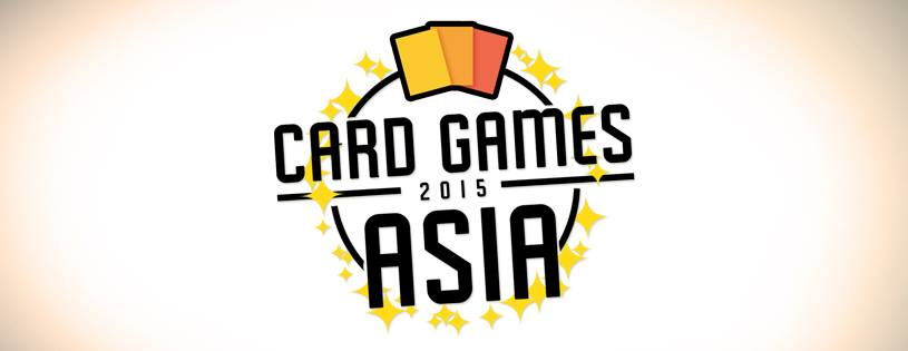 Card Games Asia 2015 (Singapore)