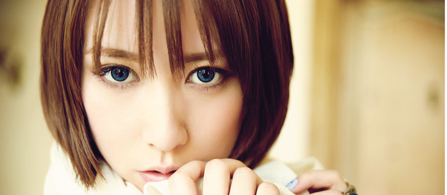 Eir Aoi first solo live in Singapore on 3 Oct 2015