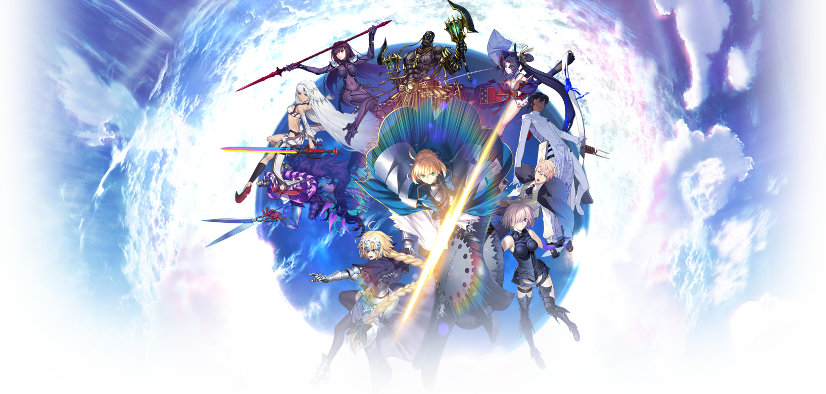 Fate/Grand Order Review