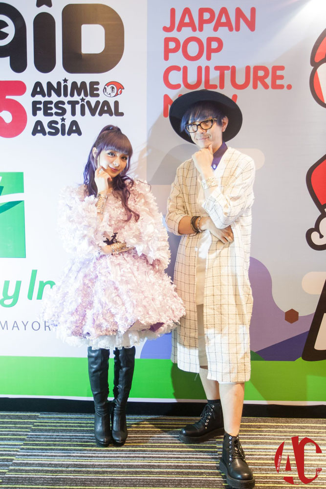 AFA ID 2015: Interview With GARNiDELiA
