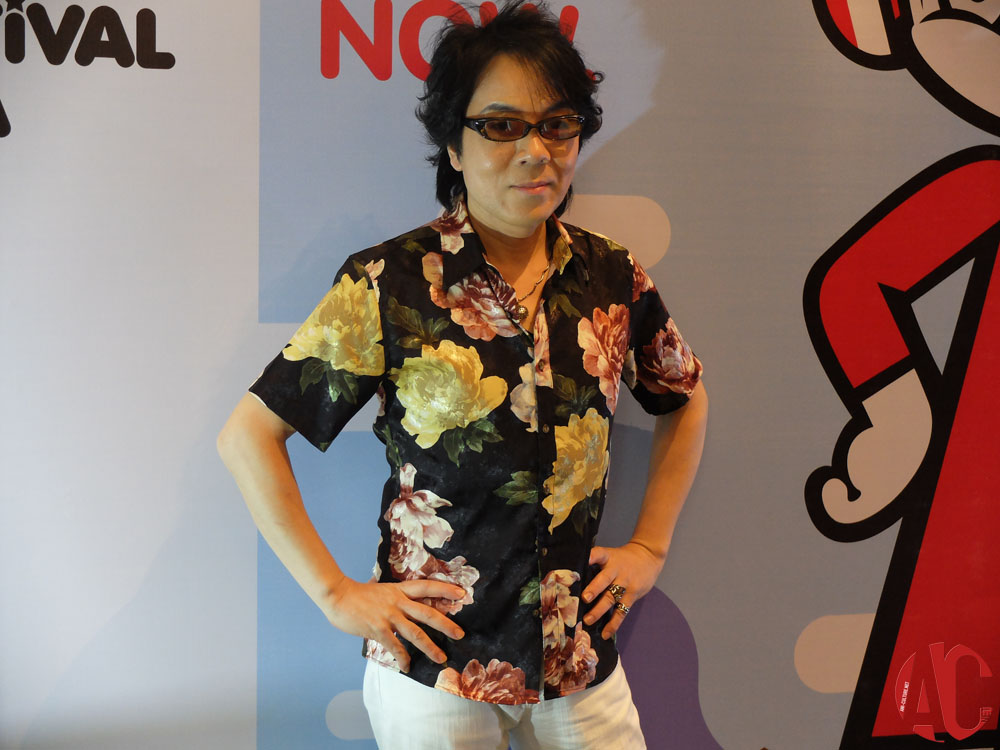 AFA ID 2015: Interview With Sho Hayami