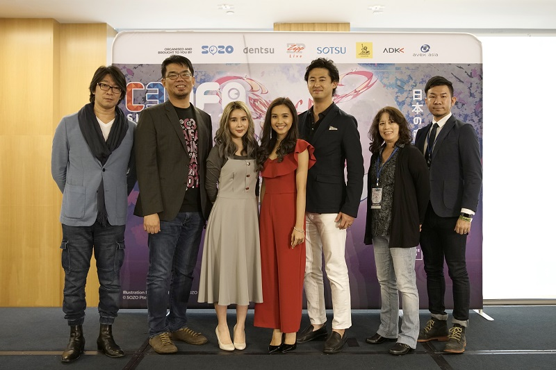 [EVENT] Japan Popular Culture Unites at C3 Anime Festival Asia Singapore