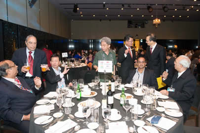 Gala Dinner – AOTCA 2012 Seoul, Korea Meeting and International Tax Conference