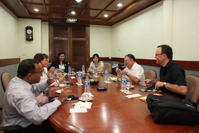 CEO Meeting – AOTCA 2011 Bali Meeting and International Tax Conference