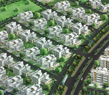 Residential Plots in Kanakapura Road.