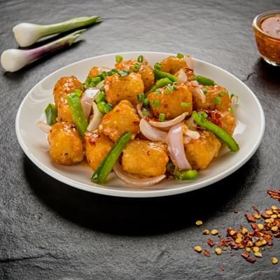 Sweet Chilli Potato image
