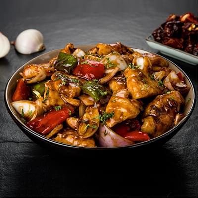 Manchurian Chicken Dry image