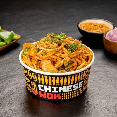 Veg Bangkok Bell Pepper With Noodles image