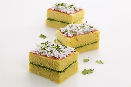 Dhokla Sandwich image
