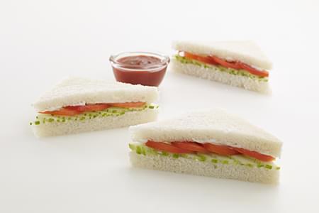 Veg Sandwich image