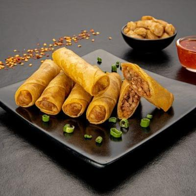 Chicken Spring Roll - 6 Pieces image