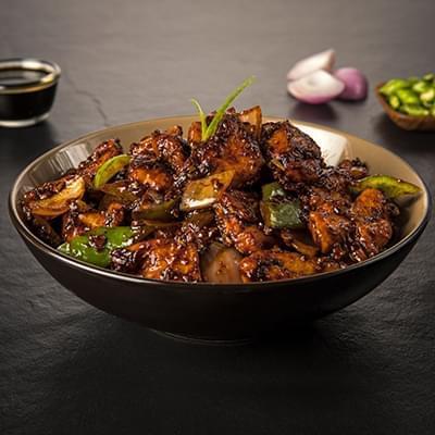 Sweet Chilli Chicken Dry image