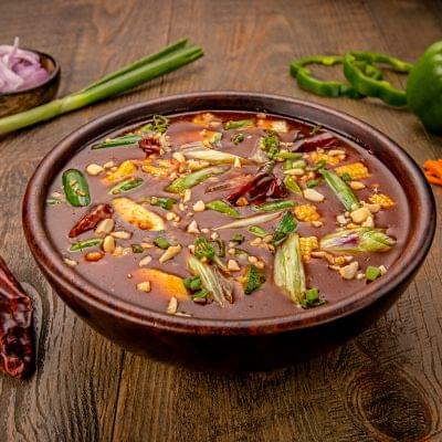 Chilli Veg Gravy image