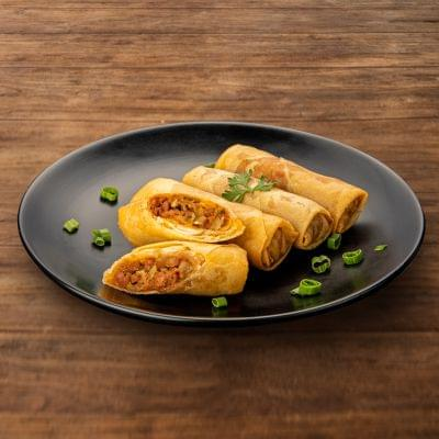 Chicken Spring Roll (4 Pcs) image