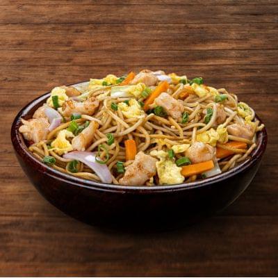 Chicken Hakka Noodles Bowl image