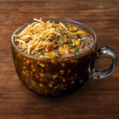 Chicken Manchow Soup image