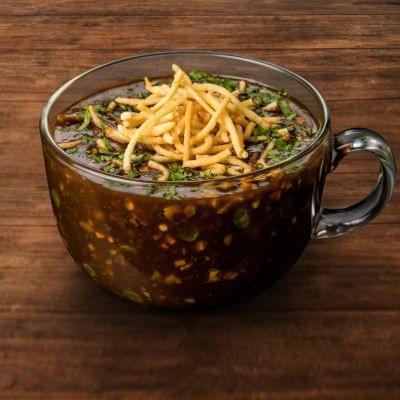 Veg Manchow Soup image