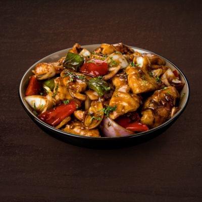 Chicken Manchurian Dry image