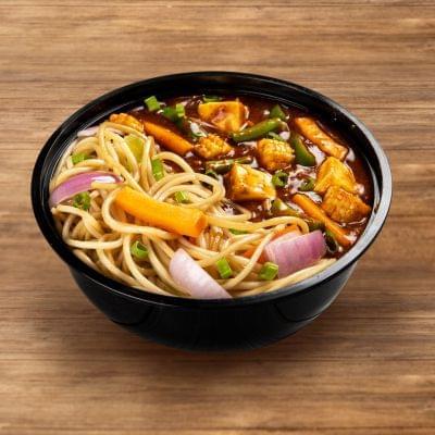 Chilli Paneer With Hakka Noodles image