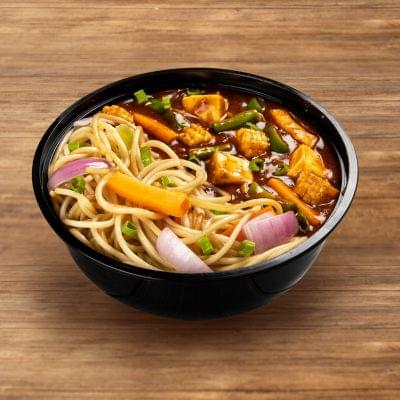 Kung Pao Panner With Hakka Noodles image