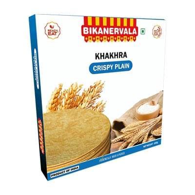 Khakhra Crispy Plain 200g image