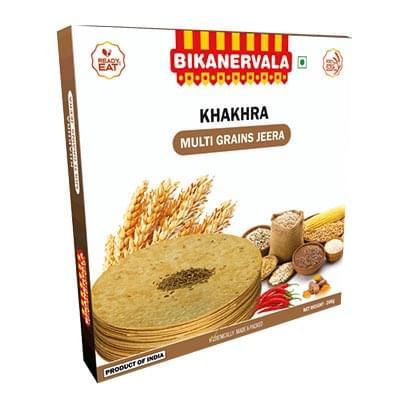Khakhra Multigrain Jeera 200g image