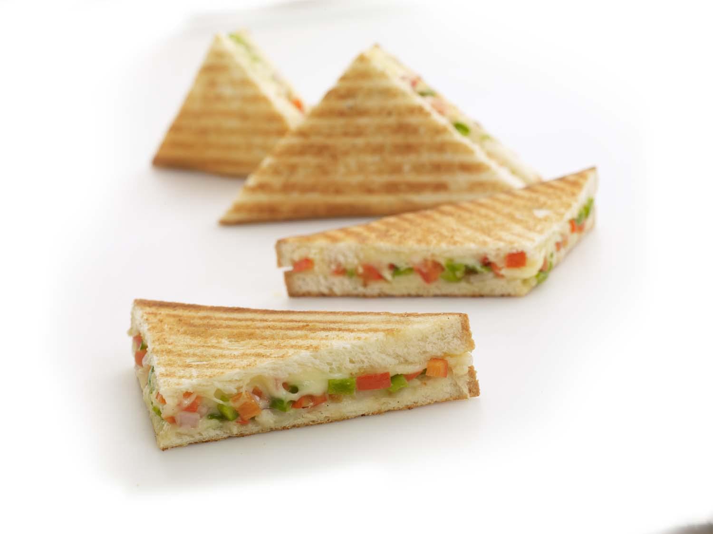 Veg Grill Cheese Sandwich image