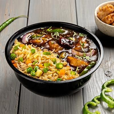 Non Veg Chinese Meal image