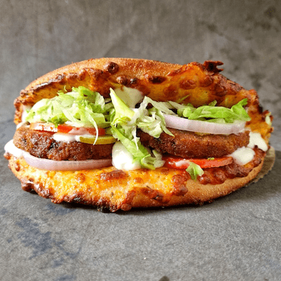 Classic Veggie Moon Burger image