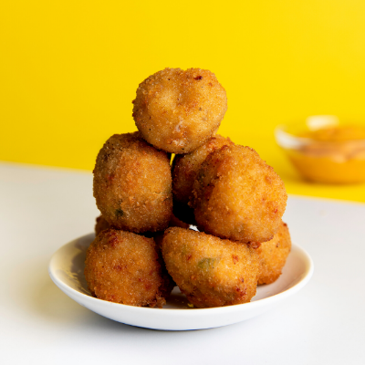 Mac & Cheese Poppers image