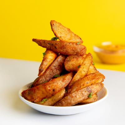 Masala Potato Wedges image