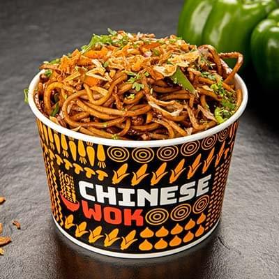 Chicken Medium Wok Bowl image