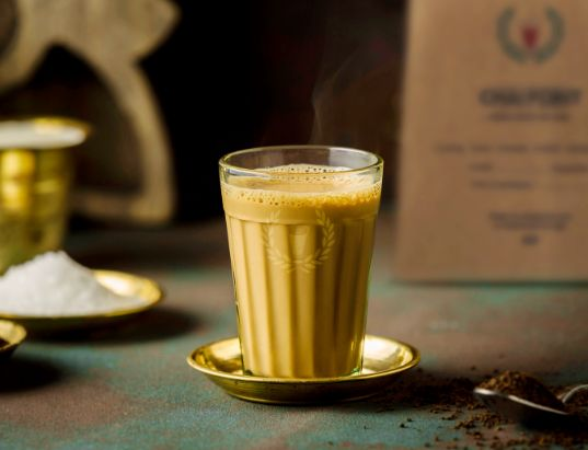 Irani Chai Mini Flask ( Serves 4-5) image