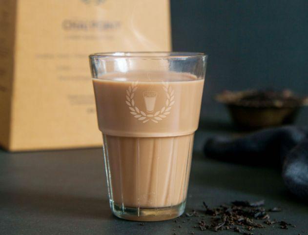 Sugarless Chai Mini Flask ( Serves 4-5) image
