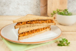 Grilled Chicken Tikka Sandwich image