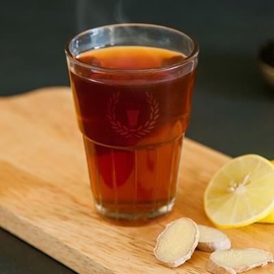 Ginger Lemon Chai Megaflask ( Serves 8 - 10) image