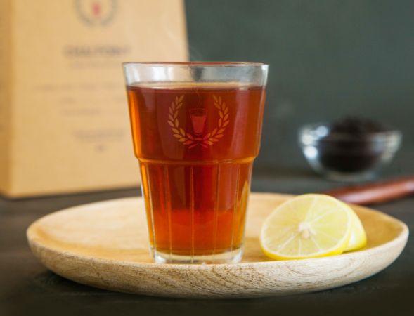 Lemon Chai Mini Flask ( Serves 4-5) image