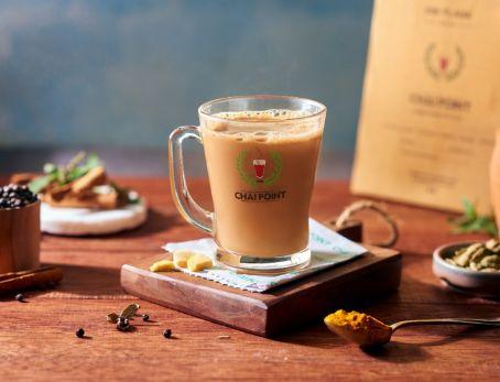Ayurvedic Chai Mini Flask ( Serves 4-5) image