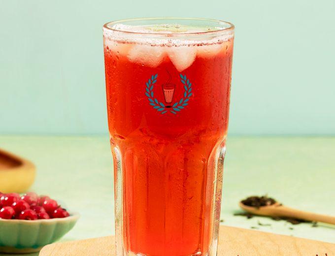 Cranberry Ice Chai - 300ml image