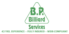 B P Billiard Services