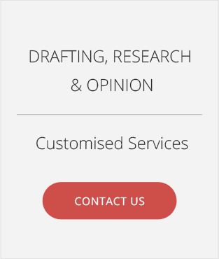 drafting, research & opinion services