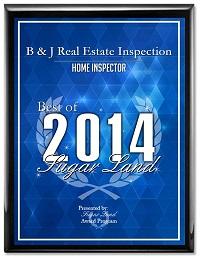 Home Inspection Sugar Land