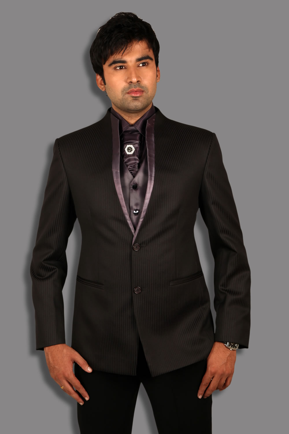 mens designer italian suits male models picture
