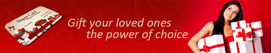 Gift your loved ones the power of choice