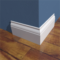 bfd rona products diy install baseboards. Black Bedroom Furniture Sets. Home Design Ideas