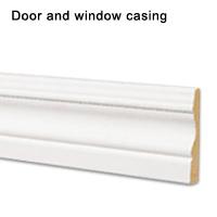 DOOR AND WINDOW CASING
