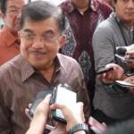 Wakil Presiden (Wapres) Jusuf Kalla (JK).